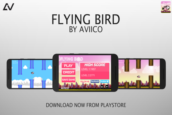 Flying Bird Preview